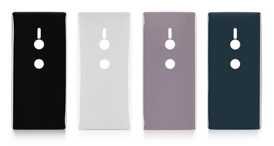 4つのカラーバリエーション